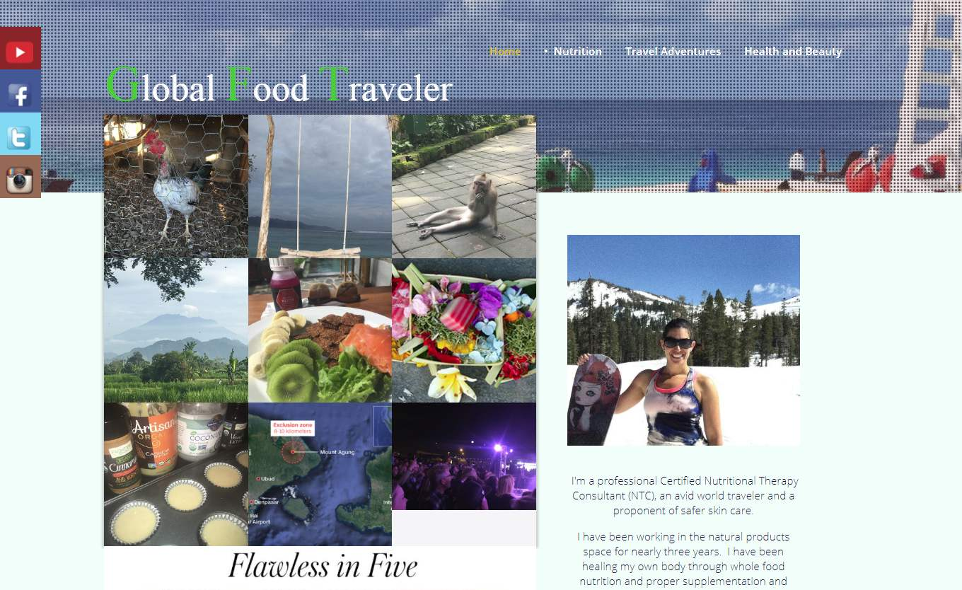 Global Food Traveler